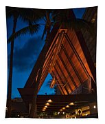 Outrigger Reef On The Beach Tapestry