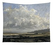 Outskirts Of Trouville Tapestry