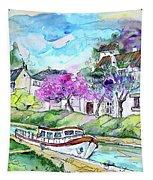 Ouzouer Sur Trezee In France 01 Tapestry
