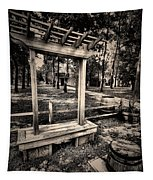 Over Hill-over Dale Tapestry