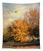 Over The Golden Tree Tapestry