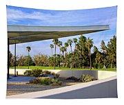 Overhang Palm Springs Tram Station Tapestry