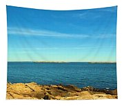 Owls Head View Tapestry