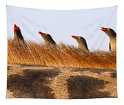 Oxpeckers Tapestry