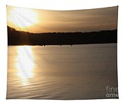Oyster Bay Sunset Tapestry
