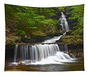 Ozone Falls Tapestry