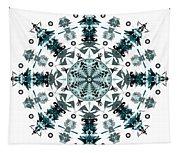 P2 Mandala Tapestry