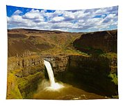 Pa Louse Falls Tapestry