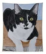 Pablo The Cat Tapestry