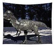 Pachycephalosaurus Tapestry