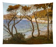 Pacific Beaches Tapestry