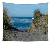 Pacific Trail Head Tapestry