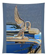Packard Hood Ornament Tapestry