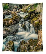 Packhorse Waterfall Tapestry