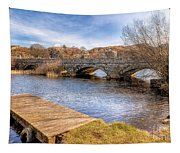Padarn Bridge Tapestry
