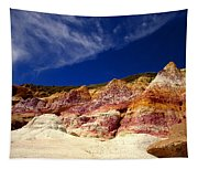 Paint Mines Beauty Tapestry
