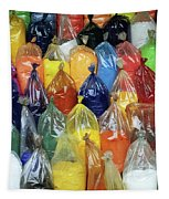 Paint Pigment Tapestry