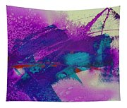 Paint Strokes Tapestry