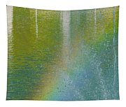 Painted By Water And Light Tapestry