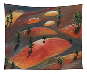 Painted Dunes Tapestry