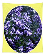 Painted Lilacs Tapestry