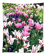 Painted Spring Exhibit Tapestry