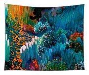 Paisaje De Mallorca Tapestry