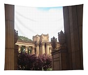 Palace Of Fine Arts 8 Tapestry