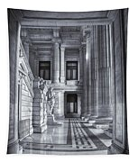 Palais De Justice Tapestry