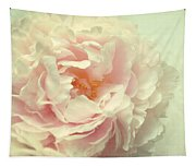 Pale Beauty Tapestry