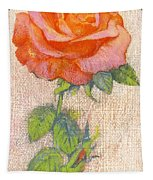 Pale Rose Tapestry
