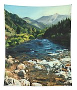 Palisades Creek  Tapestry