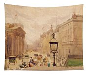 Pall Mall From The National Gallery Tapestry