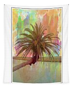 Palm On The Loop Tapestry