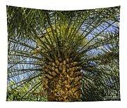 Palm Sky Tapestry