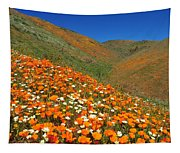 Palmdale Poppies Tapestry