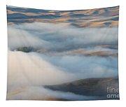 Palouse Morning Mist Tapestry