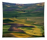 Palouse Shadows Tapestry