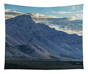 Panoramic Image Of Royal Mountain Tapestry