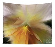 Pansy Art Tapestry