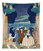 Pantomime Stage Tapestry