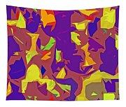 Paper Cuts Tapestry