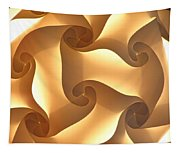 Paper Lantern Abstract Tapestry