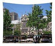 Paris Artist Row Tapestry