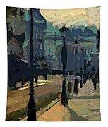 Paris  Morning Tapestry