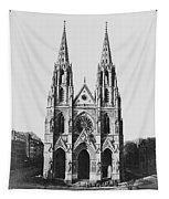 Paris Sainte Clotilde Tapestry