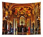 Parisian Opera House Tapestry