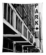 Park... Bw... Detroit Tapestry