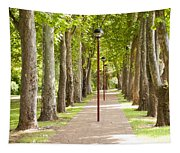 Park Footpath Tapestry