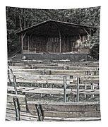 Park Pavilion Stage Tapestry